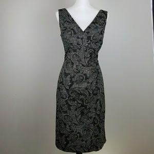 Donna Ricco New York sleeveless sheath dress